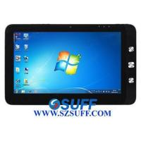 China H101 10.1 inch Capacitive Multi-touch with Dual OS Atom Intel N455 Tablet PC wholesale