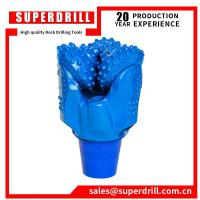 """China Steel tooth tricone bit 12 1/4"""" IADC126,steel tooth tricone rock drill bit wholesale"""
