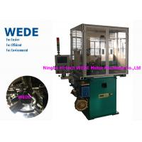 China Minature Circuit Breaker Coil Winding Machine 40mm Wire Feeding Spindle wholesale