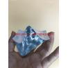 China Custom White Three - Side Seal Aluminium Foil Bag With 2 Colors Gravure Printing wholesale
