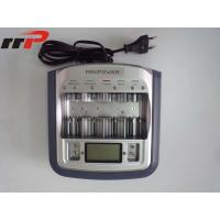China Universal AA AAA Size Ni-CAD / Ni-MH battery charger With Digital Display wholesale