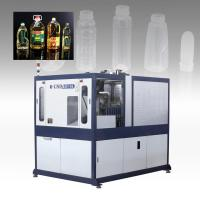 China CE Approved With Pet Two-Stage Automatic Blow Molding Machine (CSD-AX1-5L) on sale
