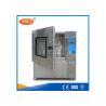 China Adjustable Environmental Test Chamber , Waterproof Test Rain Spray Test Chamber wholesale