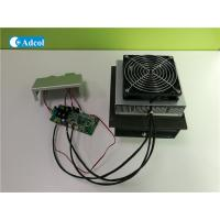 Buy cheap 100W 48VDC Thermoelectric Air Conditioner With Controller And Cover from wholesalers
