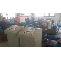 China Semi Automatic Roll Forming Equipment 350 H Steel Pipe Bending Machine Chain Drive wholesale