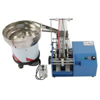 China Bulk Resistor Lead Forming Machine , Automatic Feeding And Forming Resistor Legs wholesale