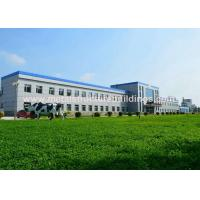 China Commercial Fire Proof Prefabricated Steel Structures With A36 A572 Material wholesale