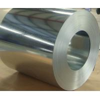 China JIS3302 / SGCH / Q195 / ASTMA653 0.14mm - 4.5mm Hot Dipped Galvanized Steel Coil on sale