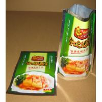 Compound Aluminium Foil Bag Stand Up Pouches For Pickles / Instant Food