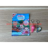 China Composite Packaging Plastic Bags For Children 'S Toys  ,  Cartoon  ,  Gift wholesale