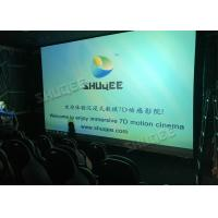 Buy cheap 380V 9D Movie Theater For Commercial Shopping Mall Or Amusement Attraction from wholesalers