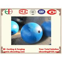 China Cast Iron Solid Balls for Crushing & Grinding Application EB15015 wholesale