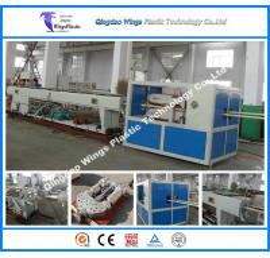 China PVC Materials Pipe Making Machine PVC Electrical Conduits Manufacturing Machinery wholesale