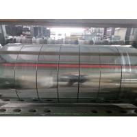 China Hot - Dip Zinc Plated Sheet Metal , Chromating / Oiled Coated Steel Sheet wholesale