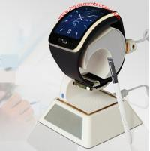 China COMER Retail merchandise desktop display security,alarm smart watch display stands wholesale