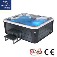 Buy cheap Ponfit 5 Persons ( 2 Lounges ) hot tub spa with colorful acrylic from wholesalers