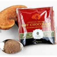 China hot selling Chinese herbal extract lingzhi  hot chocolate coffee ganoderma lingzhi coffee 3 in 1 instant coffee powder on sale