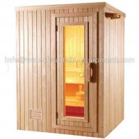 China 4 People Sauna Room Equipment Computer Control Panel 1800X1350X1900mm wholesale