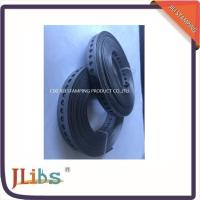 China 0.7mm-0.8mm Thickness Metal Fixing Band Straight Banding For Ducts wholesale