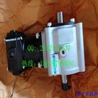 China Komatsu loader AIR COMPRESSOR ASS'Y  WA470  WA450   6151-81-3112 wholesale