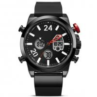 Buy cheap Digital Analog Sports Watches Chronograph Lcd Analog Watch Fashion Casual Dual from wholesalers