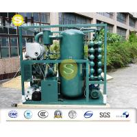 China High Efficiency Two Stage Transformer Oil Purifier Waste Oil Purification Machine wholesale