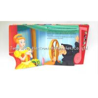 Quality Note Shaped 6 Button books with sounds for babies , play a sound books for sale
