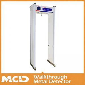 China Security Door Frame Metal Detector Gate MCD-800 high sensitive metal detector wholesale