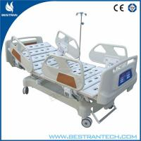 China Embedded - Operating Electric Hospital Beds for ICU Room , ABS Handrails on sale