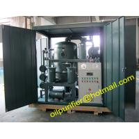 Hot sale New type High vacuum Transformer oil purifier, Insulating oil processing machine, Purification,cleaning