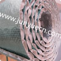 China Double sides Woven foil bubble heat  insulation coated 7mm 1.2m width 30m length wholesale