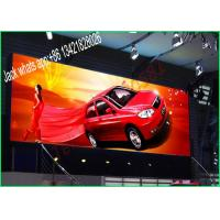 China 500 X 500mm HD Rental LED Displays Led Panel RGB For Car Exhibition wholesale