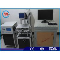 Quality Desktop Fiber Laser Marking System For Jewelry / Ring Watch Marking High Performance for sale