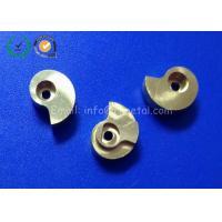 China Custom Brass Instruments Parts CNC Milling Metal Parts for Muscial Equipment on sale