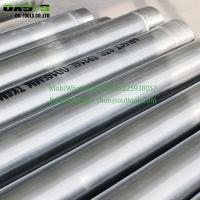 China API 5CT OCTG Casing Tubing and oil casing pipe, Seamless Steel OCTG pipe wholesale
