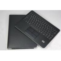 China Detachable Bluetooth Keyboard Ipad Battery Leather Case with Solar Panel for IPad 2   on sale