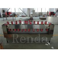 China Automated Can Filling Machine , 2000BPH Bottle Filler Machine For Can Filling Line wholesale