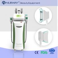 China Fat Reduce Function by Anti-freezing Support CryolipolysisMachine for Fat Dissolving wholesale