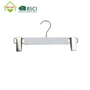 """China 5.9"""" Heavy Duty Plastic Hangers Sturdy Break Resistant Waterproof wholesale"""