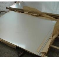China BS ASTM 304 Cold Rolled Stainless Steel Plate / Sheet 1500mm Width For Biology / Electron / Chemical wholesale
