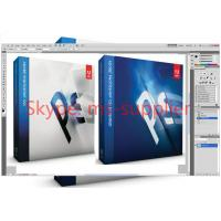 China 32/64- Bit Adobe Graphic Design Software Pro Adobe Photoshop Cs6 For Windows wholesale