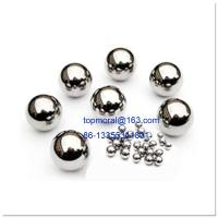 China steel ball for steel ball valve wholesale