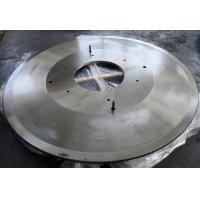 China Hollow ground hot cutting circular saw blade for cutting hot rolled H beam wholesale