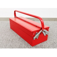 Buy cheap Hardware 3 Pallet 2 Tier Cantilever Tool Bag With Built In Handle from wholesalers