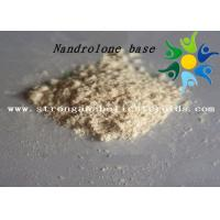 China Natural Nandrolone Base Powder Legal Steroids Bodybuilding 99% Assay CAS 434-22-0 on sale