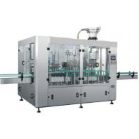 China Fully Automatic Liquid Filling Machines With National Food Hygiene Standards wholesale
