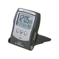 China High Sierra® Atomic Travel Alarm Clock on sale
