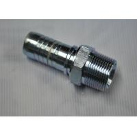 China BSP High Pressure Pipe Fittings Stainless Steel With 60 Degree Cone Seat wholesale