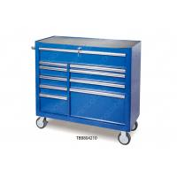 China Power Coating Finish Industrial Steel 10 Drawer Roller Tool Cabinet wholesale