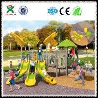 China Amusement Park Cheap Outdoor Playground Equipment for Children QX-005A wholesale